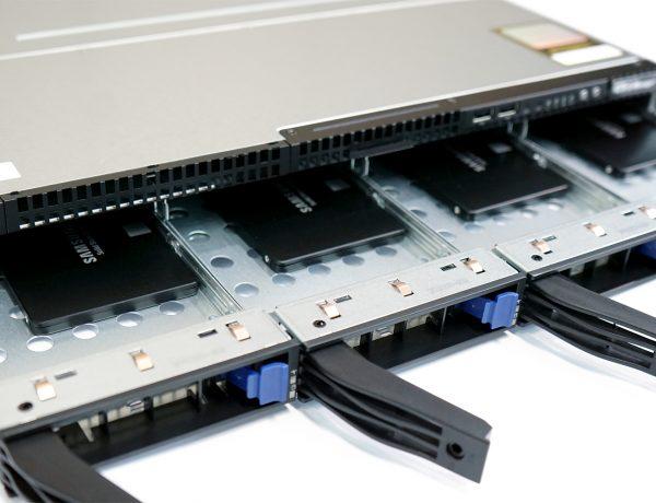 PC방, SSD서버, HDD서버 구성 비율 분석