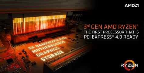AMD, 3세대 라이젠 3000시리즈 공식 출시 스펙