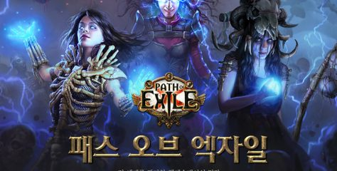 카카오게임즈, '패스 오브 엑자일' 6월 8일부터 정식 서비스 시작