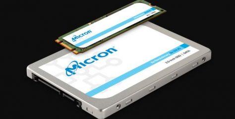 마이크론 1300 새로운 좀비 SSD
