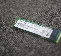 마이크론 Micron 2200 NVme M.2