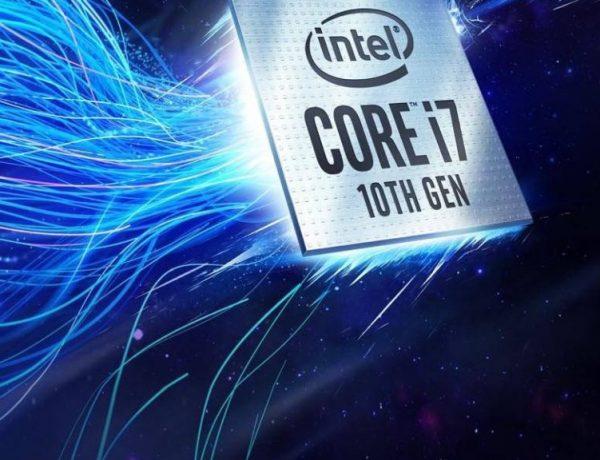 인텔, 10세대 데스크탑 CPU 공식 발표