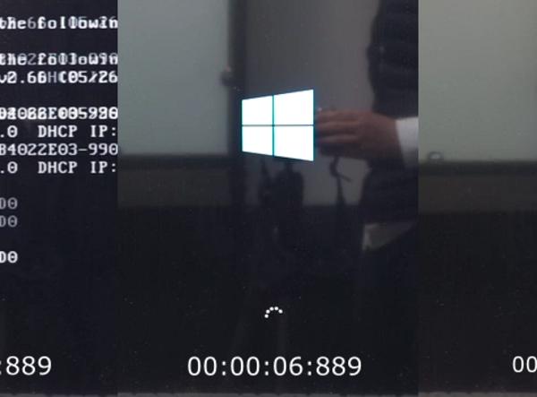 지매니저 노하드, SSD, Nvme M.2 부팅 비교 영상