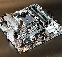 ASUS B550M-A 대원CTS 테스트